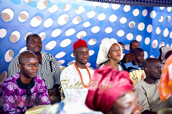 Chiamaka & Ikenna Traditional Igbo Wedding - Igba Nkwu in Anambra State, Nigeria. BellaNaija Weddings - Gazmadu Photography 31