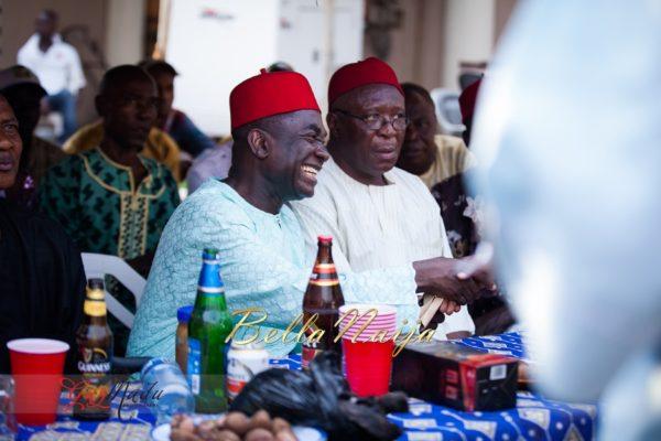Chiamaka & Ikenna Traditional Igbo Wedding - Igba Nkwu in Anambra State, Nigeria. BellaNaija Weddings - Gazmadu Photography 41
