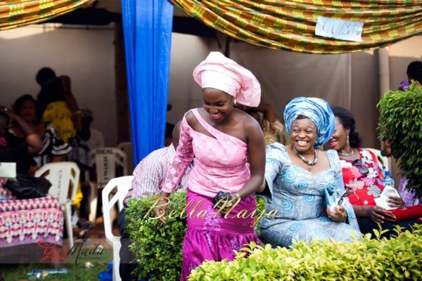 Chiamaka & Ikenna Traditional Igbo Wedding - Igba Nkwu in Anambra State, Nigeria. BellaNaija Weddings - Gazmadu Photography 42