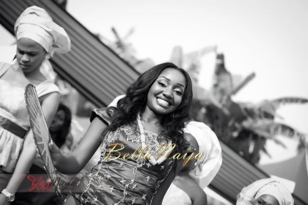 Chiamaka & Ikenna Traditional Igbo Wedding - Igba Nkwu in Anambra State, Nigeria. BellaNaija Weddings - Gazmadu Photography 44