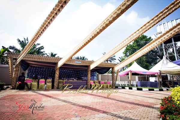 Chiamaka & Ikenna Traditional Igbo Wedding - Igba Nkwu in Anambra State, Nigeria. BellaNaija Weddings - Gazmadu Photography 5