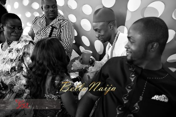 Chiamaka & Ikenna Traditional Igbo Wedding - Igba Nkwu in Anambra State, Nigeria. BellaNaija Weddings - Gazmadu Photography 52