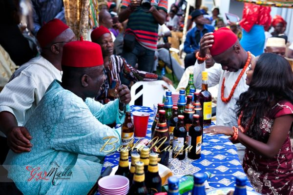 Chiamaka & Ikenna Traditional Igbo Wedding - Igba Nkwu in Anambra State, Nigeria. BellaNaija Weddings - Gazmadu Photography 54