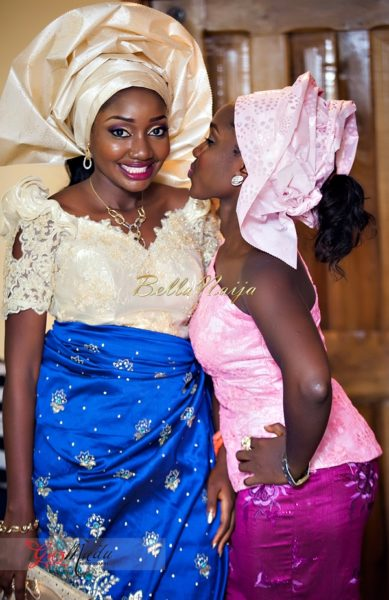 Chiamaka & Ikenna Traditional Igbo Wedding - Igba Nkwu in Anambra State, Nigeria. BellaNaija Weddings - Gazmadu Photography 57
