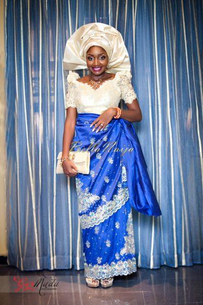 Chiamaka & Ikenna Traditional Igbo Wedding - Igba Nkwu in Anambra State, Nigeria. BellaNaija Weddings - Gazmadu Photography 58