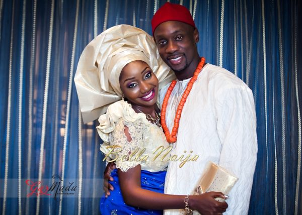 Chiamaka & Ikenna Traditional Igbo Wedding - Igba Nkwu in Anambra State, Nigeria. BellaNaija Weddings - Gazmadu Photography 60