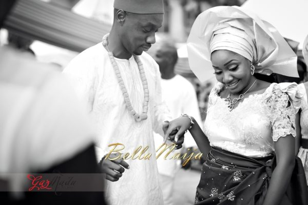 Chiamaka & Ikenna Traditional Igbo Wedding - Igba Nkwu in Anambra State, Nigeria. BellaNaija Weddings - Gazmadu Photography 62