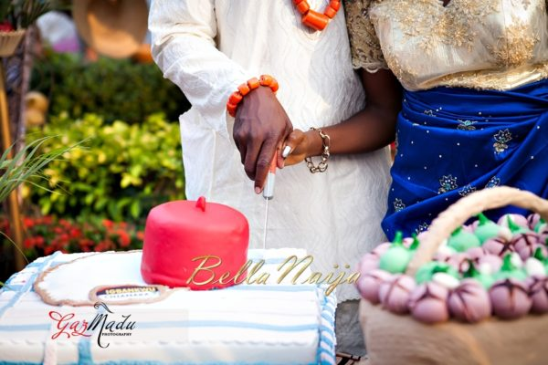 Chiamaka& Ikenna Traditional Igbo Wedding - Igba Nkwu in Anambra State, Nigeria. BellaNaija Weddings - Gazmadu Photography 63