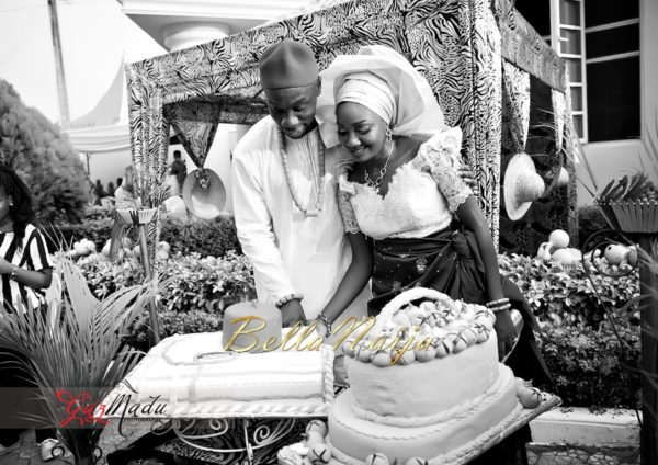 Chiamaka & Ikenna Traditional Igbo Wedding - Igba Nkwu in Anambra State, Nigeria. BellaNaija Weddings - Gazmadu Photography 64