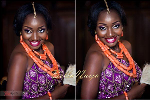 Chiamaka & Ikenna Traditional Igbo Wedding - Igba Nkwu in Anambra State, Nigeria. BellaNaija Weddings - Gazmadu Photography 70