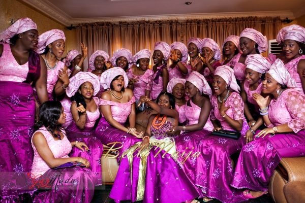 Chiamaka & Ikenna Traditional Igbo Wedding - Igba Nkwu in Anambra State, Nigeria. BellaNaija Weddings - Gazmadu Photography 71