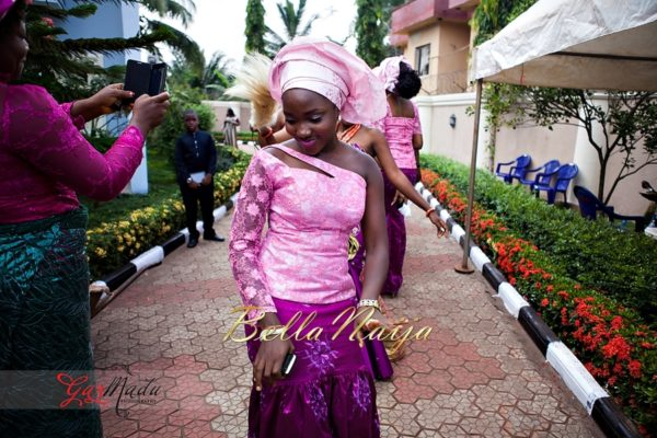 Chiamaka & Ikenna Traditional Igbo Wedding - Igba Nkwu in Anambra State, Nigeria. BellaNaija Weddings - Gazmadu Photography 72
