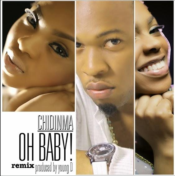 Chidinma-Flavour-Oh-Baby-February 2014 - BellaNaija