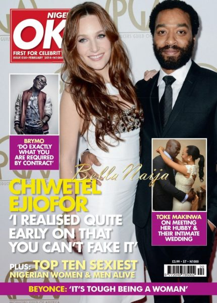 Chiwetel Ejiofor - Ok! Nigeria Magazine - February 2014 - BellaNaija 03