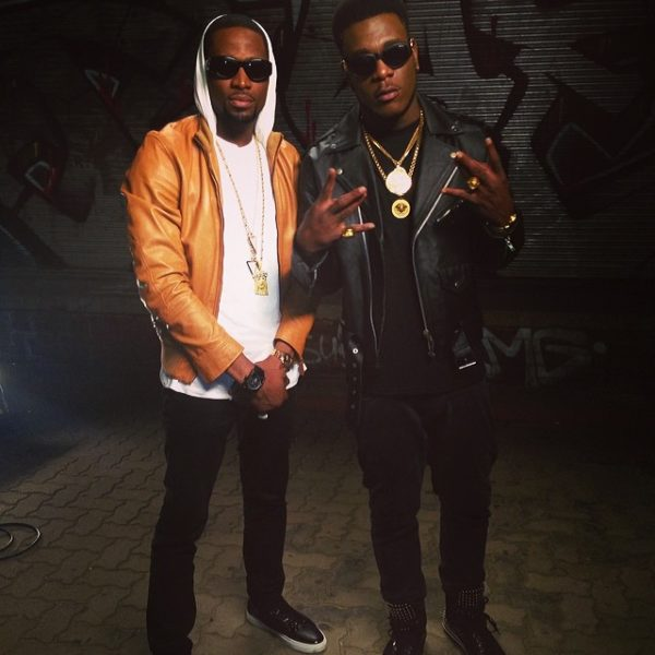 DBanj Feat. BurnaBoy - Oya Wait - BellaNaija - February - 2014