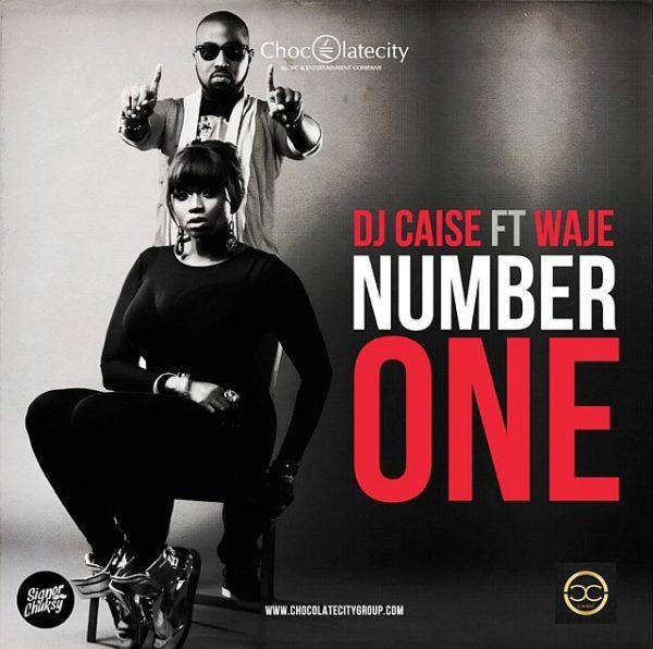 DJ-Caise Waje Number One
