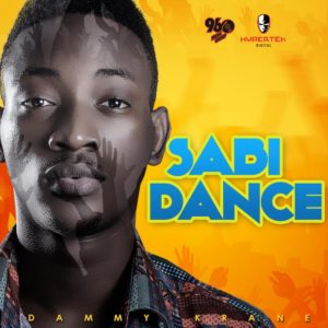 Dammy Krane - Sabi Dance - BellaNaija - February - 2014