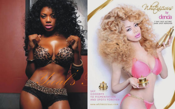 Dencia - Bleaching - February 2014 - BellaNaija