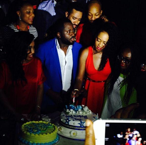 Desmond Elliot's Birthday Party in Lagos - February 2014 - BellaNaija 02