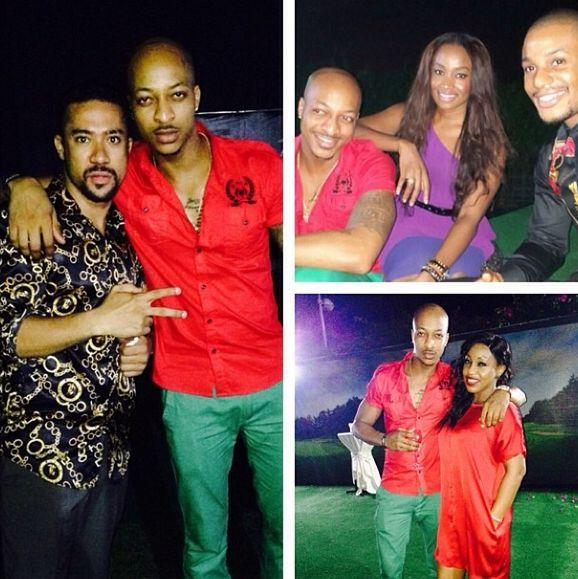 Desmond Elliot's Birthday Party in Lagos - February 2014 - BellaNaija 03