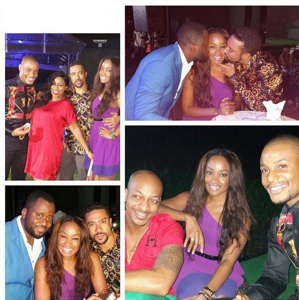 Desmond Elliot's Birthday Party in Lagos - February 2014 - BellaNaija 04