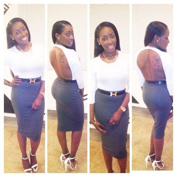 Dorcas Shola Fapson - Sophie on Shuga Naija -DSF