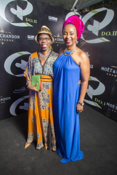 Dr Doyin Abiola & Ifeyinwa Ighodalo