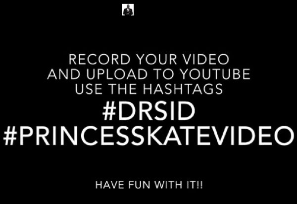 Dr-SID-PrincessKateVideo - BellaNaija - February - 2014