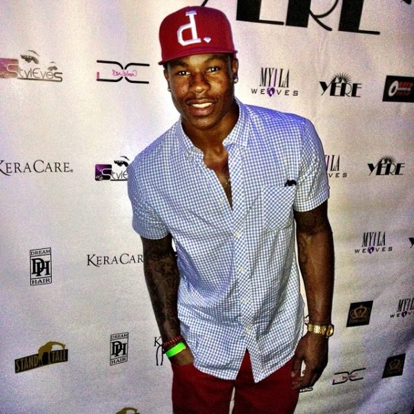 Duke Ihenacho out & about