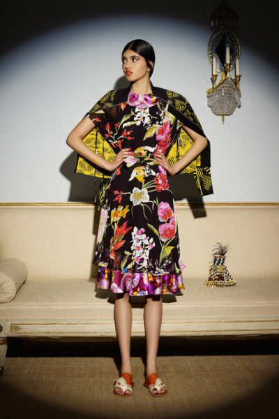 Duro Olowu Fall 2014 Ready-To-Wear - BellaNaija - February20140010