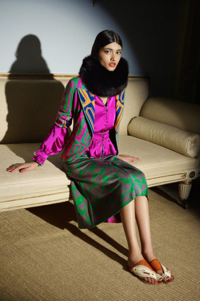 Duro Olowu Fall 2014 Ready-To-Wear - BellaNaija - February20140014
