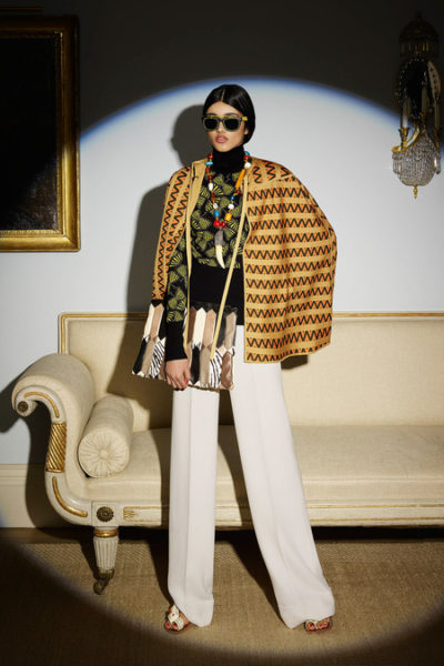 Duro Olowu Fall 2014 Ready-To-Wear - BellaNaija - February20140015