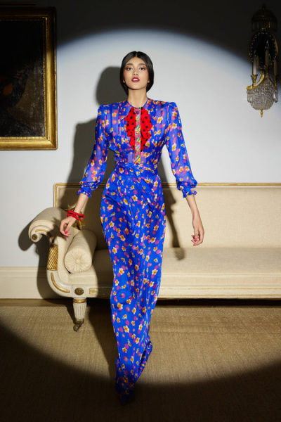 Duro Olowu Fall 2014 Ready-To-Wear - BellaNaija - February20140016