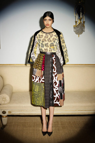 Duro Olowu Fall 2014 Ready-To-Wear - BellaNaija - February20140017
