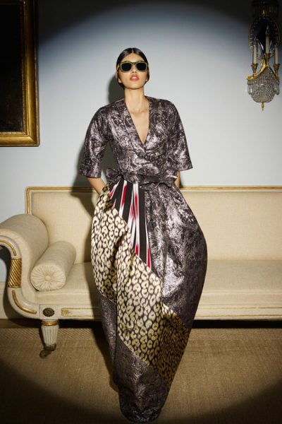 Duro Olowu Fall 2014 Ready-To-Wear - BellaNaija - February20140021