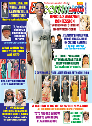 Encomium Magazine - February 2014 - BellaNaija