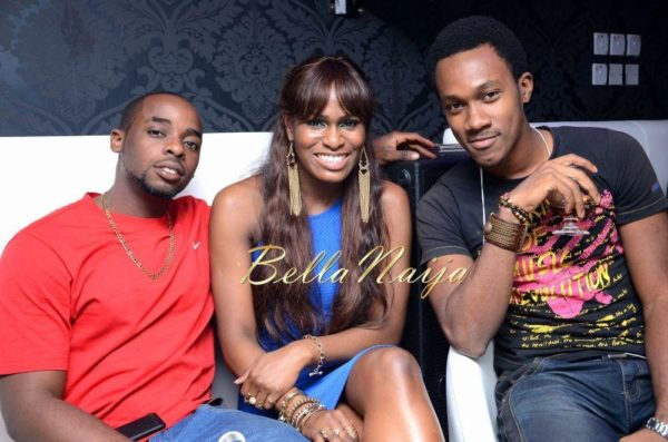 Exquisite Ladies Night with Vonne Vixen in Lagos - February 2014 - BellaNaija - 035
