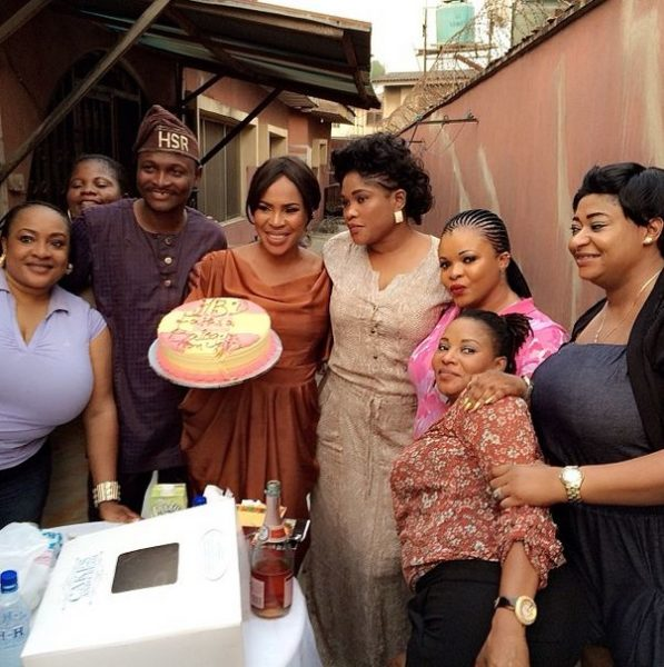 Fathia Williams 45th Birthday - February 2014 - BellaNaija 01