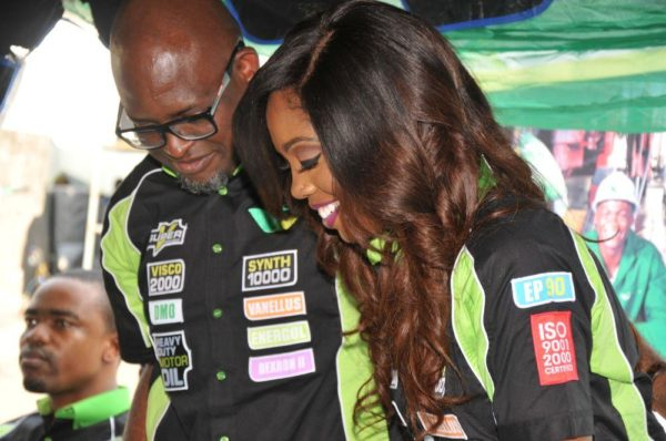 Forte Oil Unveils Tiwa Savage as Amnbassador and Launches New Package - BellaNaija - February2014001