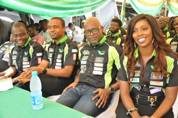 Forte Oil Unveils Tiwa Savage as Amnbassador and Launches New Package - BellaNaija - February2014014