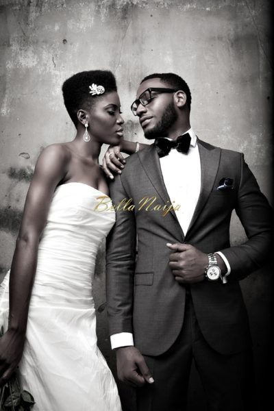 Gazmadu & Duduguy Styled Nigerian Wedding Photoshoot - BellaNaija - February 2014 -10