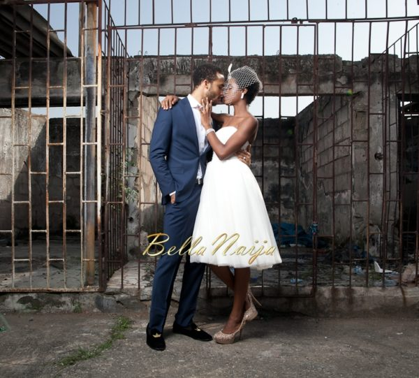 Gazmadu & Duduguy Styled Nigerian Wedding Photoshoot - BellaNaija - February 2014 -2