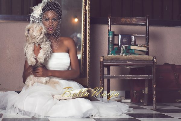 Gazmadu & Duduguy Styled Nigerian Wedding Photoshoot - BellaNaija - February 2014 -21