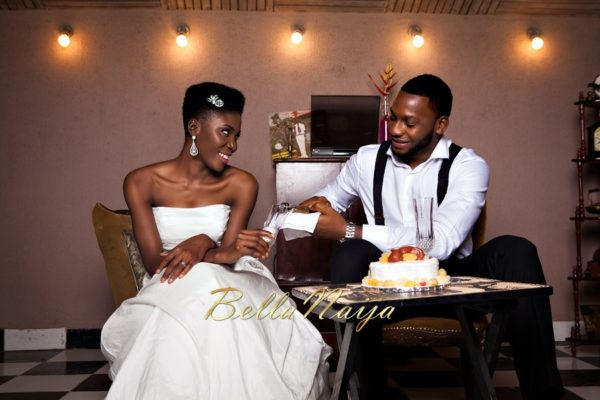 Gazmadu & Duduguy Styled Nigerian Wedding Photoshoot - BellaNaija - February 2014 -23