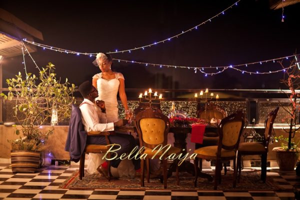 Gazmadu & Duduguy Styled Nigerian Wedding Photoshoot - BellaNaija - February 2014 -26