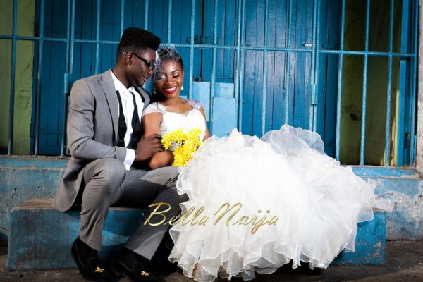 Gazmadu & Duduguy Styled Nigerian Wedding Photoshoot - BellaNaija - February 2014 -5