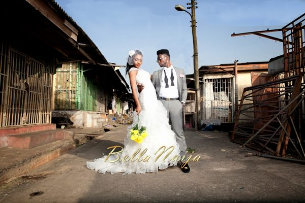 Gazmadu & Duduguy Styled Nigerian Wedding Photoshoot - BellaNaija - February 2014 -7