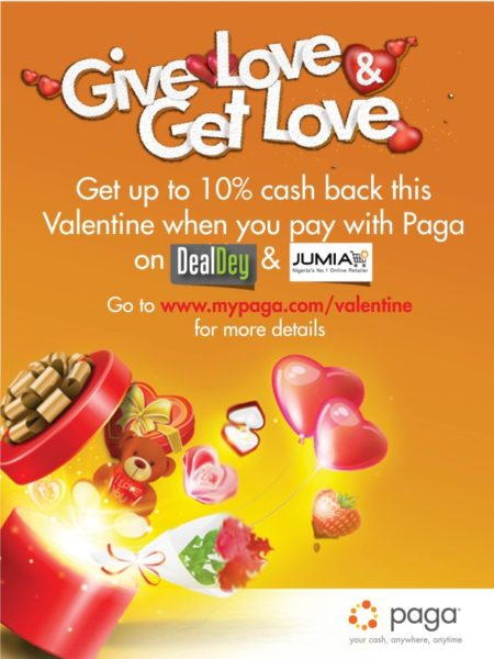 Give Love Get Love - BN Bargains - February 2014 - BellaNaija