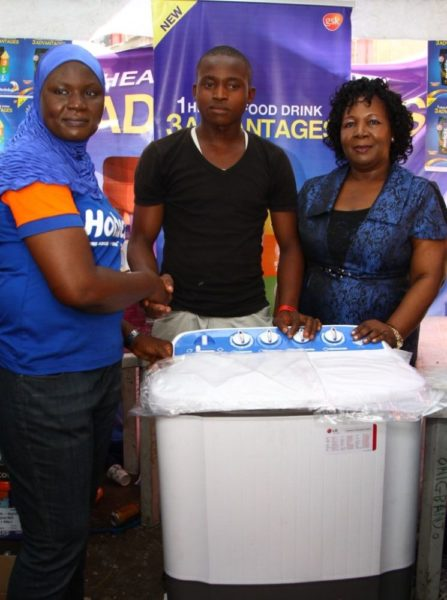 Horlicks Re-Launch with Chocolate & Malt Variant - BellaNaija - February2014001