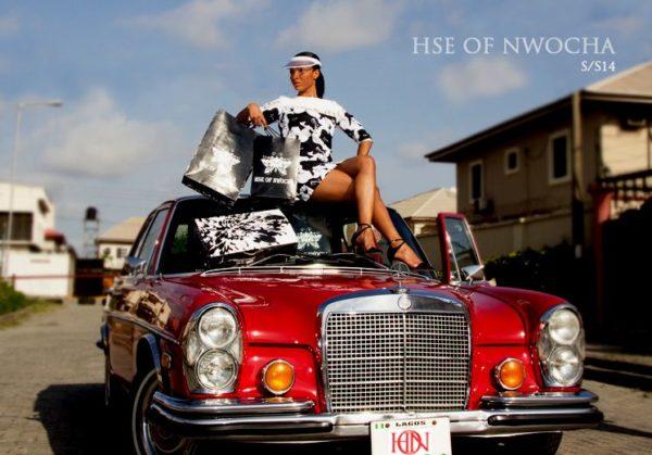 House of Nwocha SS14 Collection Launch - BellaNaija - February 2014